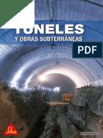 Tuneles y Obras Subterráneas Baja