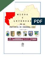 Mitos y Leyendas de La Provincias Cardenal Caro (1)