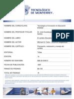 captulo6planeacinrealizacinymanejodelcambio-121104094727-phpapp01
