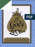Bawa Muhaiyaddeen - A Book of God's Love (126p).pdf