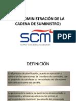 SCM, ESS.pptx