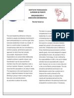 Organización y Dirección Informática