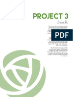 Project Three, Book
