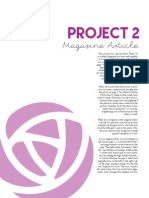 Project 2, Magazine Article