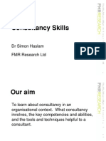 Consultancy Skills