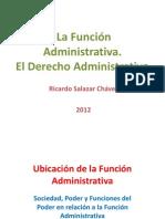 Tema 1 - La Funcion Administrativa La Administracion Publica