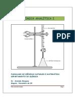 Quimica Analitica I