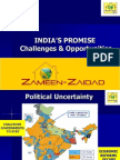 FDI and Real Estate India