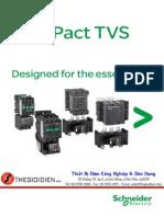 Schneider - EasyPact TVS Contactors