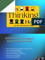 Six Thinking Hatsfinal
