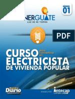 Fascículo No 1 La Electricidad