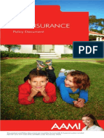 Life Insurance Policy Document
