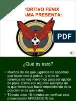 Movimientos Futbol Rapido