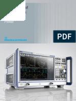 VNA Fundamentals Primer (Rohde Schwarz)