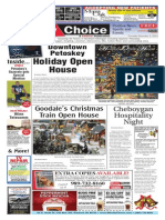 Weekly Choice - December 04, 2014