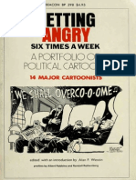 Getting Angry Six Times a Week - Westin, Alan F