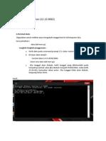 Praktikum Keamanan Sistem Informasi