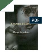 Ahmet Karcililar - Yagmur Huznu