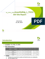 LTE Report Format General