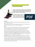 Tehnologia Clasica de Preparare a Vinurilor Rosii in Gospodariile Populatiei