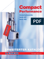 Compact Performance Extended Catalog De
