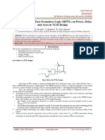 Impact of Hybrid Pass-Transistor Logic (HPTL) on Power, Delay and Area in VLSI Design