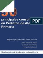 Las 50 Principales Consultas en Pediatría