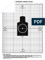 M16A1 Target