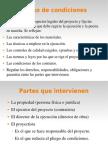 7_documentos Proyecto_Pliego de Condiciones