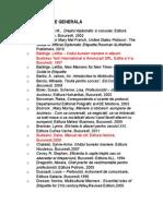 Bibliografie Protocol in Afaceri