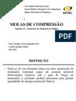 Molas de compressão