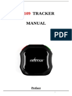 TK109 Tracker