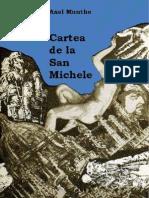 Axel Munthe - Cartea de la San Michele.pdf