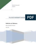 Fluide Nenewtoniene (Radu Roxana 2312 Im)