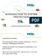 Introduction to System Protection - Protection Basics