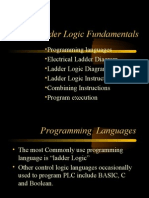 4.Ladder Logic Programming