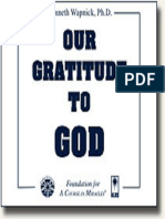 Our Gratitude to God.epub