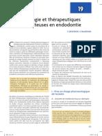Pharmacologie en Endodontie