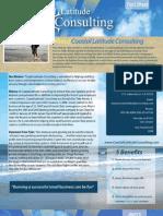 Coastal Latitude Consulting Marketing Kit