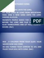 Mass Song December 19-13