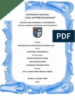 Programa de Auditoria Para Caja y Bancos (Recuperado)