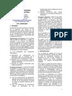 Calidad de Suministro Electrico en El Peru Esteban Inga