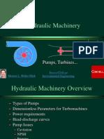 Hydraulic Machinery 1