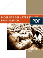Biografia Del Arte Peruano Prehispanico. Master
