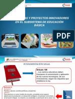 presentacinproyectosinnovadoresii-121018103922-phpapp02