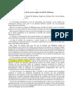 Edelman-teoría de La Mente
