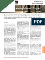 EvangileSelonFayard Scenario