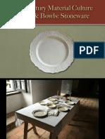 Food Service - Plates & Bowls - Stoneware