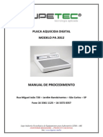 Manual de Procedimento PA2012