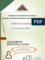 Sesión 5 Elementos de La Danza